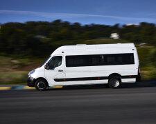 микроавтобус, маршрутка