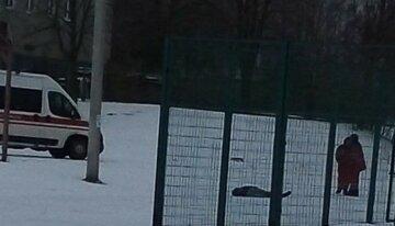 Трагедія сталася біля школи в Харкові: виявлено тіло, фото