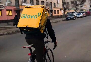 Glovo, курьерская доставка