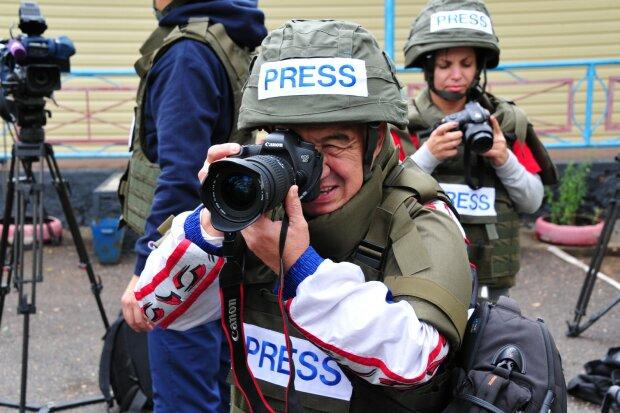журналист пресса