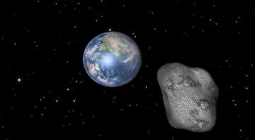 Астероид, фото: скриншот You Tube