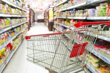супермаркет, магазин, продукты
