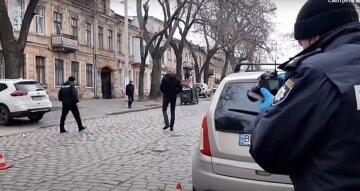 Розборки зі стріляниною в центрі Одеси, терміново направлені наряди поліції: кадри з місця