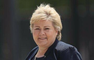 министр Норвегии по европейским делам Элизабет Вик Аспакер