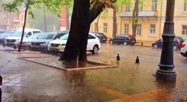 """Атмосферний фронт нагряне в Одесу, пора діставати пуховики: """"заморозки , шторм і ...."""""""