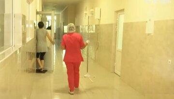 лікарня, скрін