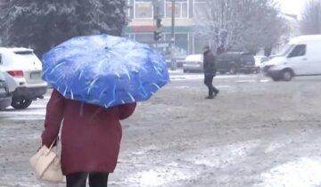 Холодный циклон принесет в Украину дожди со снегом: названа дата непогоды