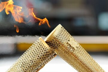 Олимпийский огонь 2018