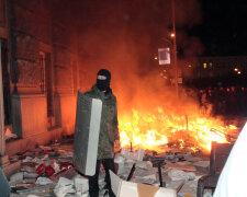 ночь гнева, протест
