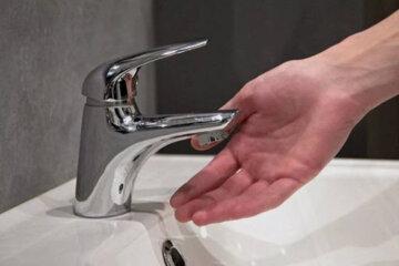 нет воды, отключение воды