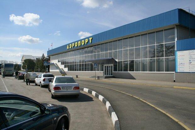 Аэропорт-Симферополя