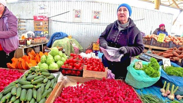 рынок. продукты