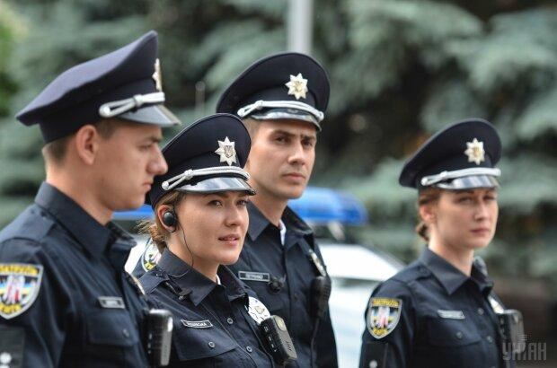 Патрульные полиция