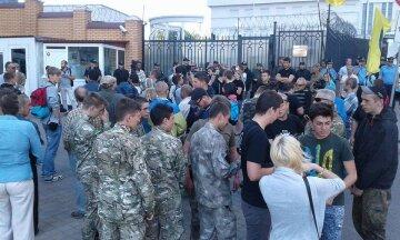 Націоналісти зірвали перейменування вулиць Одеси (фото)