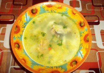 суп, рыбная консерва