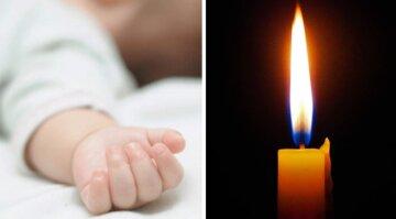 В Киеве трагически оборвалась жизнь младенца: родители винят во всем врачей, подробности скандала