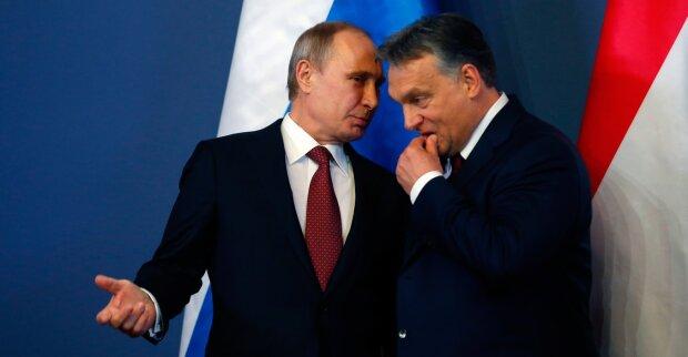 Владимир Путин, Виктор Орбан