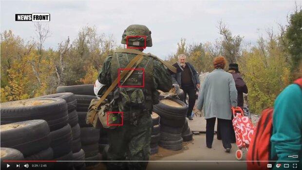 Российских военных на Донбассе хитро разоблачили (фото)