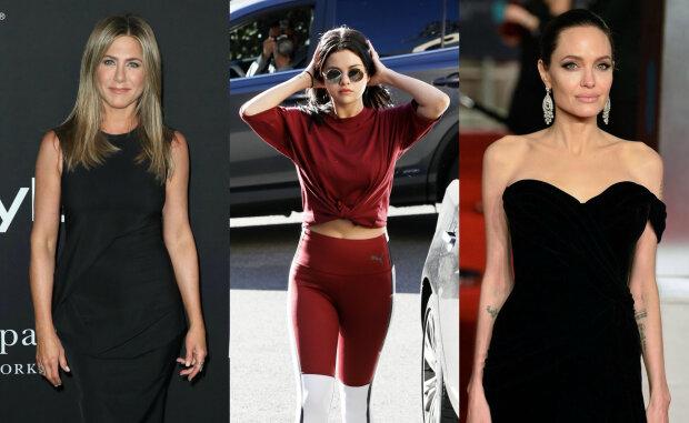 Анджеліна Джолі, Еністон та інші красуні, які ризикують залишитися самотніми: фото холостячок