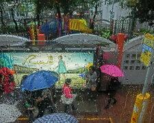 дождь, ливень
