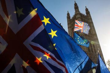 Брексит, Лондон, ЕС