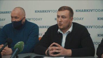 Нацкорпус в Харькове готовится к обороне города