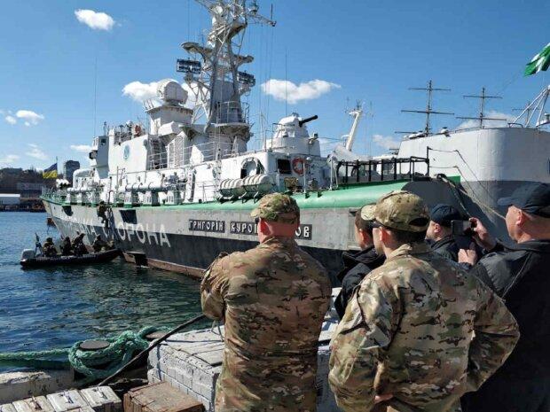 Иностранец взял на прицел военную базу в Одессе: пограничников подняли по тревоге