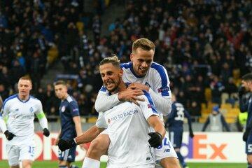 Динамо - Олимпиакос, Лига Европы, Фран Соль