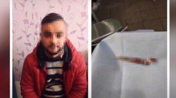 Лікар жорстко побив директора клініки у власному кабінеті, відео: скандал гримить на всю Україну
