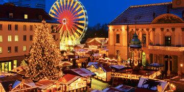 Рождественская ярмарка, Европ