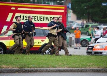 Мюнхенський стрілок вистрелив собі в голову (видео)