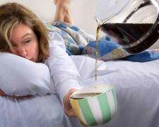 кофе, пить кофе, проспаться, утро