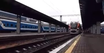 Укрзализныця, поезд