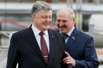 Порошенко-Лукашенко