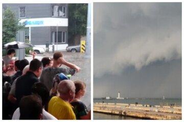 Циклон Генрі насувається на Одесу, оголошено штормове попередження: що буде 5 серпня