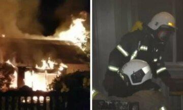 """Школярі підпалили будинок багатодітного батька-одинака, фото: """"вирішили розважитися"""""""