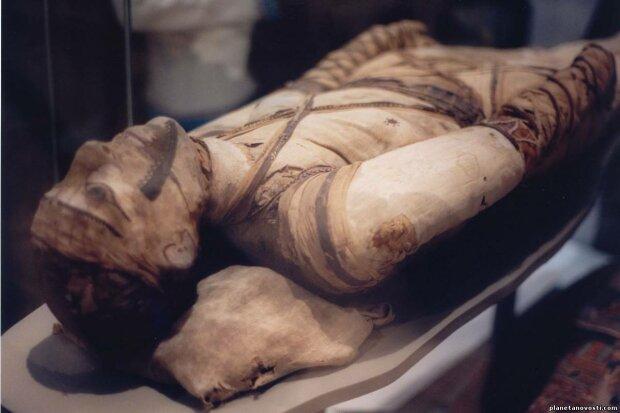 мумии, татуировки