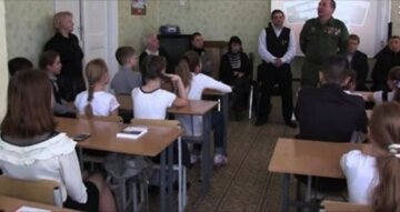 школа, ДНР