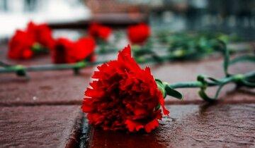 цветы, траур