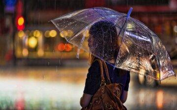 дождь, погода