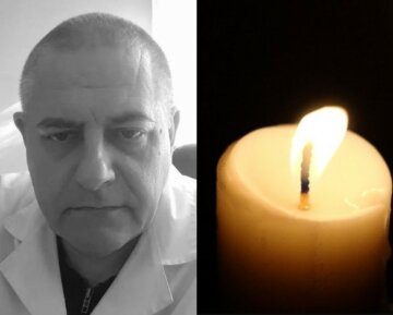 """""""Царство Небесне"""": українці оплакують лікаря-героя"""