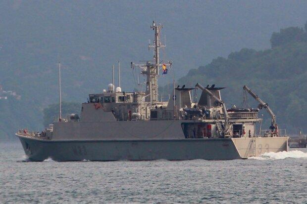В Черное море вошли военные корабли НАТО: в Минобороны РФ переполох