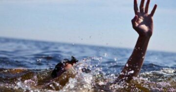 утопленник, вода, море