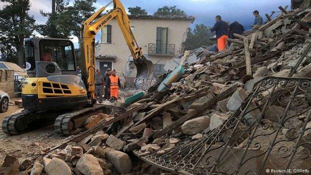 Італію спіткав новий землетрус