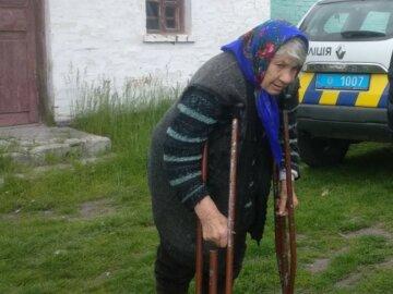 """""""Нікому не потрібна"""": 90-річна українка пішла топитися через непутящих дочок"""