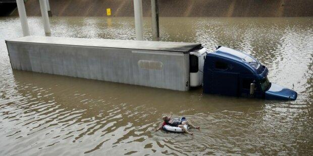 наводнение, потоп, лужа