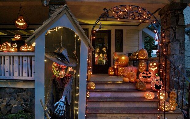 хэллоуин история и традиции