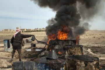 Сирия Нефть игил