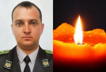 """""""Помог спастись троим"""": оборвалась жизнь молодого офицера на украинской границе, детали трагедии"""