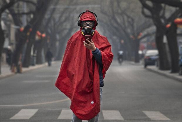 Китай, коронавірус, Getty Images
